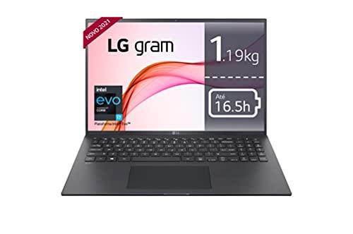 Notebook LG gram 16Z90P-G.AA76P