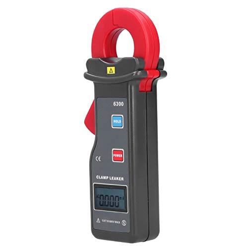 Qqmora Medidor de Pinza Probador de Fugas de Corriente CA de Alta precisión Probador múltiple para la Industria con Interfaz RS232