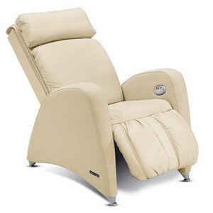 Massagestoel | Massagestoel leer beige Keyton Tecno - Top aanbieding van welcon.de