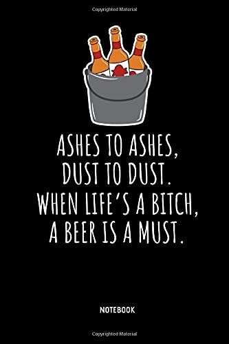 Ashes To Ashes, Dust To Dust. When Life