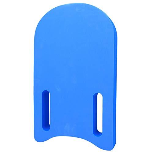 SALUTUYA Tabla de natación Ligera, para práctica de natación, para niños, Adulto(Blue)