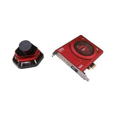 Creative Labs 70SB150600000 SB1500 Sound Blaster ZX PCI Express Sound Card