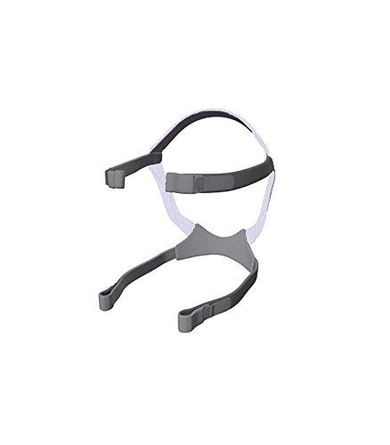 Kopfbedeckung Grau für Quattro Air - ResMed M (medium) grau