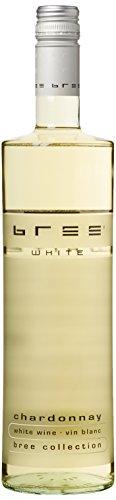 Bree Chardonnay Weißwein IGP halbtrocken aus Frankreich (1 x 0.75 l)