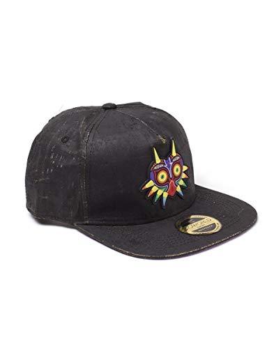 The Legend of Zelda Cap Majora's Mask Cork Snapback Black