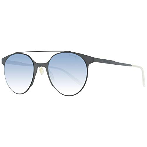 Carrera 115/S UY RFB Gafas de sol, Gris (Matt Grey/Blue Sf Grey), 50 Unisex-Adulto
