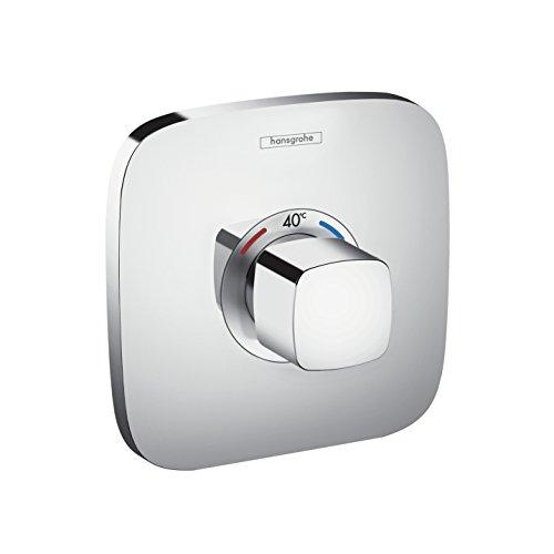 hansgrohe Ecostat E Unterputz Thermostat, für 1 Funktion, Chrom