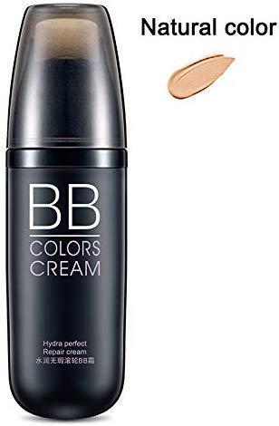 Starmood Rodillo Corrector Base Hidratante Nutritivo Brillo Piel Crema BB - Natural Color