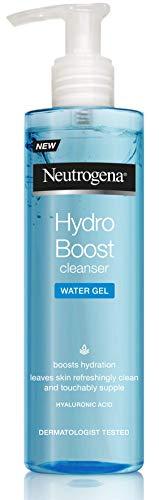 Neutrogena Hydro Boost Water Gel Cleanser – Leaves Skin Refreshingly...