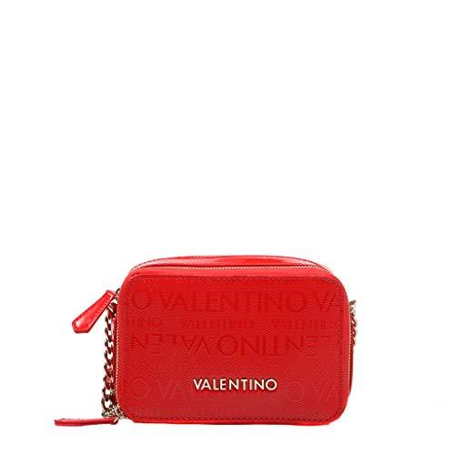 Valentino, bolso rojo de polipiel para mujer