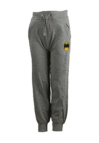 Batman Kinder Jogging-Hose Jungen Trainingshose DC Comics, Größe:122