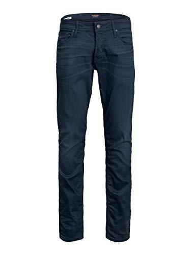 JACK & JONES Male Regular fit Jeans Clark ICON JJ 130 3234Blue Denim