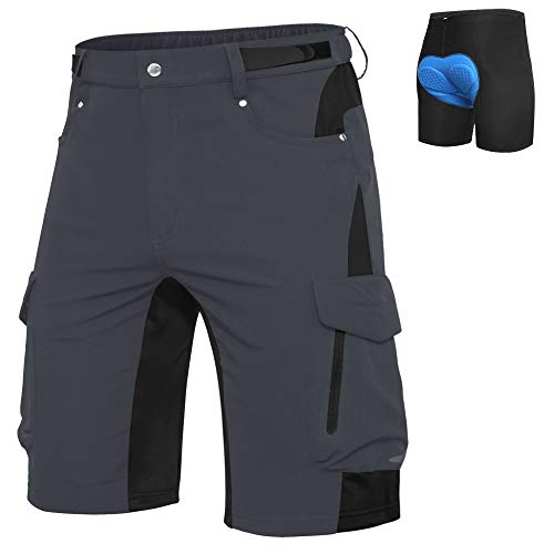 Top 10 best selling list for mountain bike shorts padded