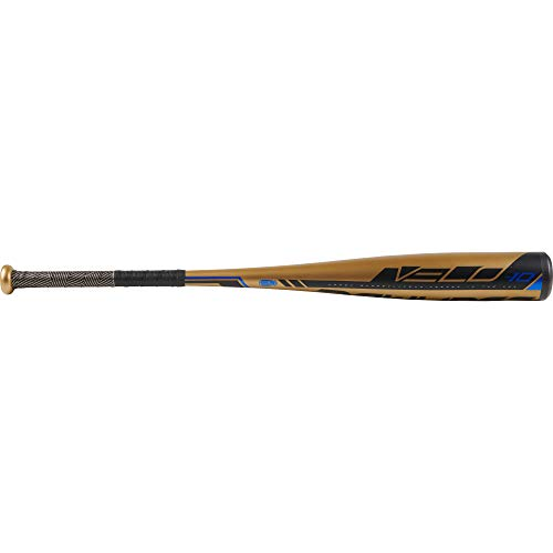 professional Rawlings 2019 Baseball Bat Velo Hybrid 2-3 / 4 USSSA Senior League (-10) 31inch / 21oz