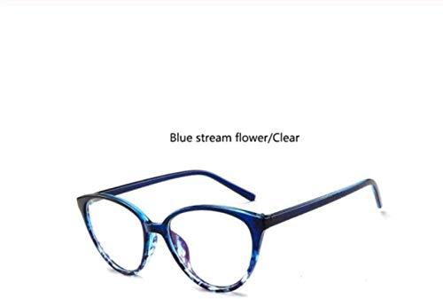 PJPPJH Glasses Fram Eyeweare Art Fashion Comfortable Fashion Women Cat Eye Eye Glasses Frame Vintage Clear Lens Glasses Spectacles Frame Glasses Eyewear Frames Fashion Women Accessories Gift