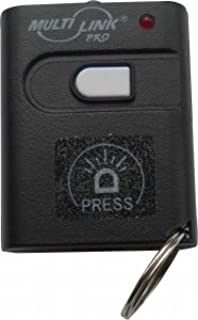 MultiLink GE-390 - Mini Key chain Garage Door Remote Transmitter