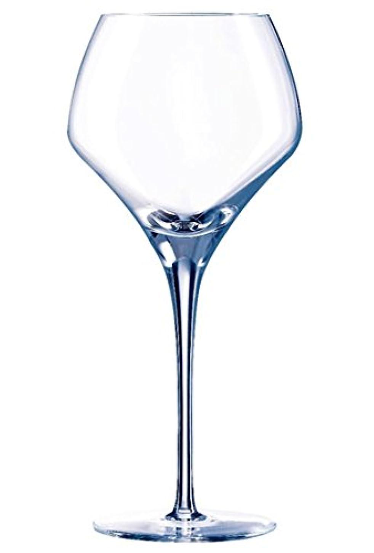 開示する伝染性のガジュマルChef&Sommelier 6 ワイングラス ラウンド 37 cl オープンアップ