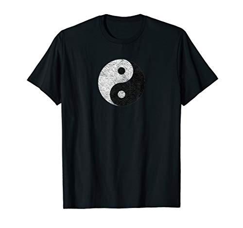 Tao Taoist | Yin Yang | Distressed Vintage | Buddha Inner T-Shirt