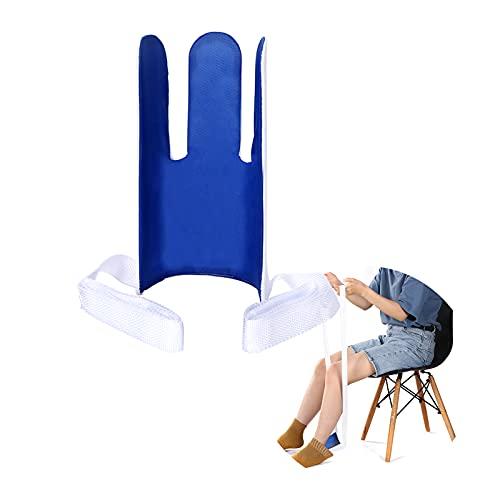 Antdvao Calcetines Ayuda,Fuerte y Duradero Ayuda para Poner Calcetines,Efficient and Portable Poner Calcetines,Ponerse y Quitarse los Calcetines Rápidamente 🔥