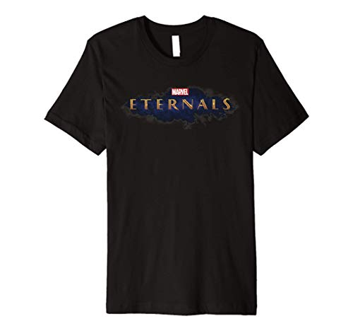 Marvel Eternals Official Movie Logo Premium T-Shirt
