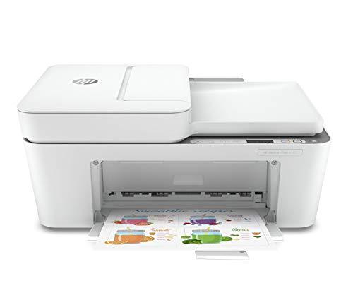HP DeskJet Plus 4155 Wireless All-in-One Printer |...