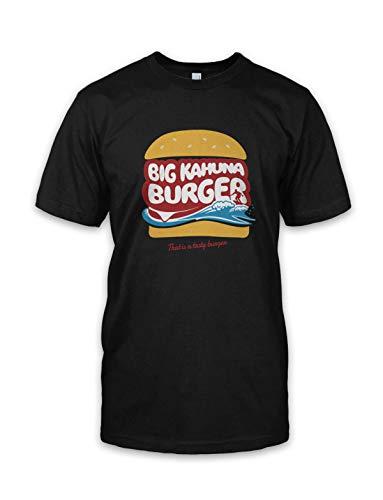 net-shirts Big Kahuna Burger T-Shirt Fiction Quentin Pulp Tarantino, Größe XL, Schwarz