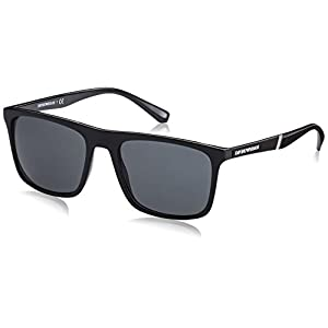 Armani sunglasses for men and women Sunglasses Emporio Armani EA 4097 501787 Black