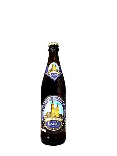 6x Vierzehnheiligener Nothelfer Lager (6x 0,5l Flasche) fränkisches Bier