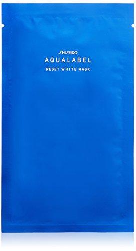 AQUALABEL(アクアレーベル) アクアレーベル リセットホワイトマスク 18mLX4枚 【医薬部外品】 18ミリリットル (x 4)