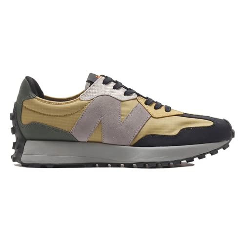 Zapatilla Hombre New Balance MS 327 Color Byzantine Gold/Golden Poppy Talla 43
