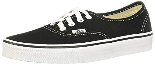Van's Authentic Skate Shoes - Black Size 9.5 Mens, 11 Womens