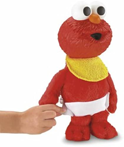 Fisher-Price Sesame Street Elmo Cuddle & Care