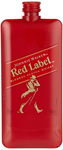 Johnnie Walker Red Label Scotch Whisky Pocket Edition - 200 ml