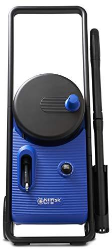 Nilfisk 128471263 Core 140 bar Hochdruckreiniger mit PowerControl Leistungsregelung für Haus, Garten und Auto Pressure Washer, blau