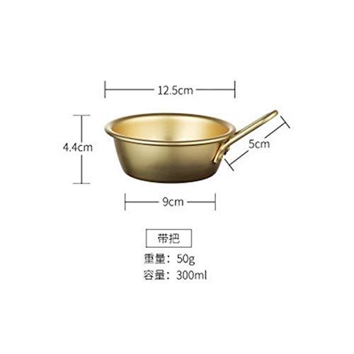 Huft Creative Wine Cup Salat Nudel Reisschüssel 300 ml