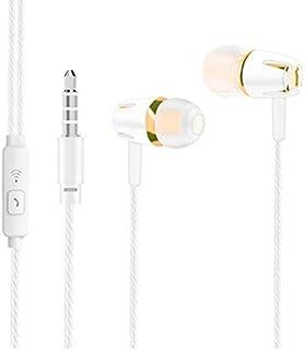 سماعات أذن وسماعات أذن للهواتف من VINTO-- سماعة أذن سلكية 3.5 ملم مع ميكروفون للأذن لسوني إكسبيريا Z5 Premium Z1 Z2 Z3 Z4 ...