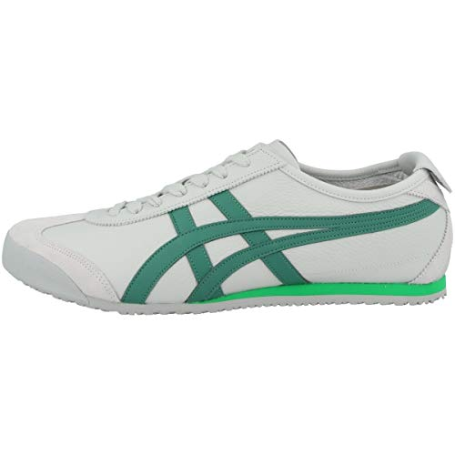 Onitsuka Tiger Unisex 1183A201-021-13 Running Shoe, Glacier Grey Edible Moss 1183a201 021, 48 EU