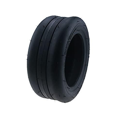Neumáticos Duraderos Neumático De Vacío 80 / 60-5, neumáticos de vacío 80/60-5, Gruesos y Resistentes al Desgaste, compatibles con Kart Kart, Piezas de modificación de neumáticos de Kart n. ° 9, 2