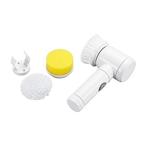 ピカピカポリッシャーDX 電動ブラシ スポンジ 磨き 3種 水回り 洗面台 シンク 蛇口 浴槽 掃除 ASH-0058