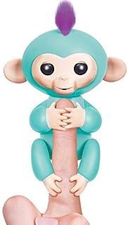 Fingerlings - Interactive Baby Monkey - Mia (Green)