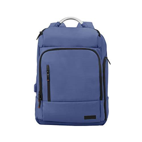 17.3 Business Laptop-rugzak, zakelijke duurzame laptop-rugzak met grote capaciteit, diefstalbeveiliging, waterdicht en USB-aansluiting voor tablets