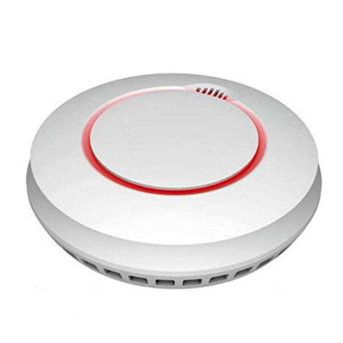 COFEM Autonomer Rauchmelder vernetzbar mit WLAN-Modul und Smartphone-App   EN 14604 zertifiziert   inkl. 2 AA-Batterien