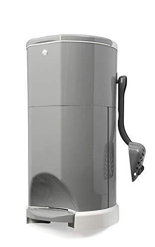 Litter Champ® M250LS - Sistema de eliminación de olores para arena de gatos sucia.