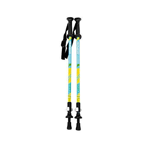 LXYZ Trekking Pole Marche Ski Randonnée Verrouillage Canne Béquilles