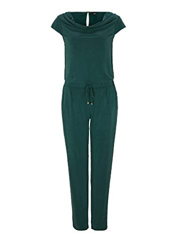 s.Oliver BLACK LABEL Damen 150.10.005.20.201.2037476 Overall, Dark Green, 38