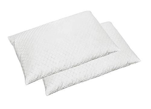 TESSUTO NERO 2x Cuscino cuscini sedile Tappetini SCHIENA CUSCINO CUCITURA BLU