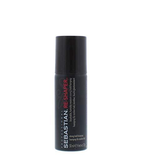 Sebastian Re-Shaper Strong Hold Hairspray 1er Pack(1 x 50 milliliters)