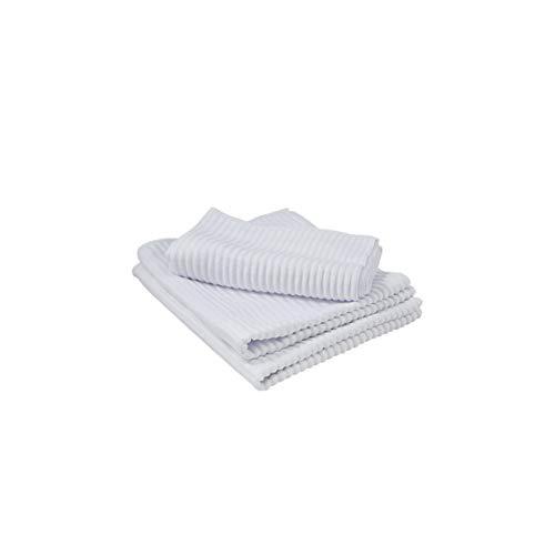 Bayeta Microfibra Superabsorbente 42x28 cm. Especial Cocina y Baño. 3 Unidades
