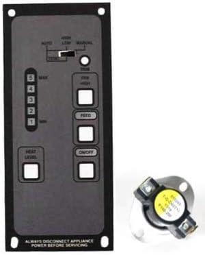 Bosca Soul 700 Pellet Mail order Stove 5-Level Limit Low w Max 42% OFF Board Control Se
