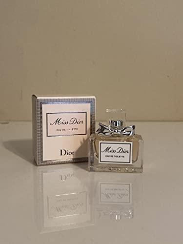 Miss Dior Eau de Toilette - .17 Ounce Mini